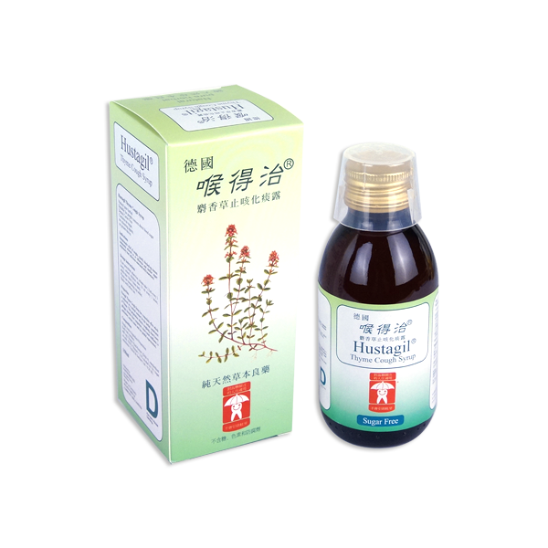 Hustagel Thyme Cough syrup