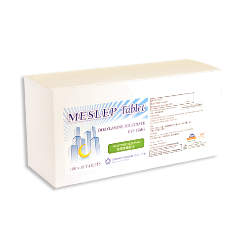 MESLEP TABLET 25mg