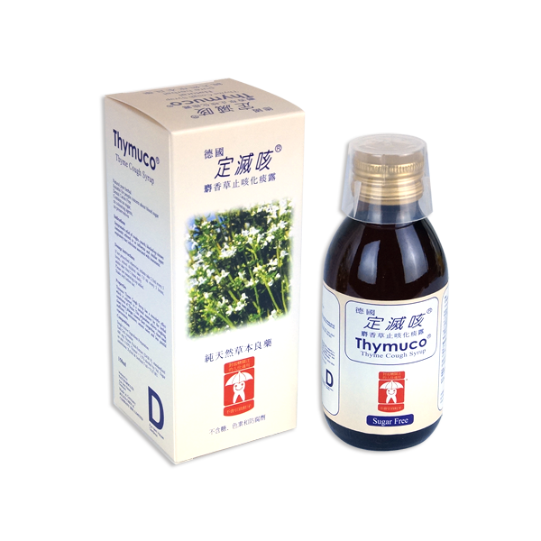 Thymuco Thyme Cough syrup