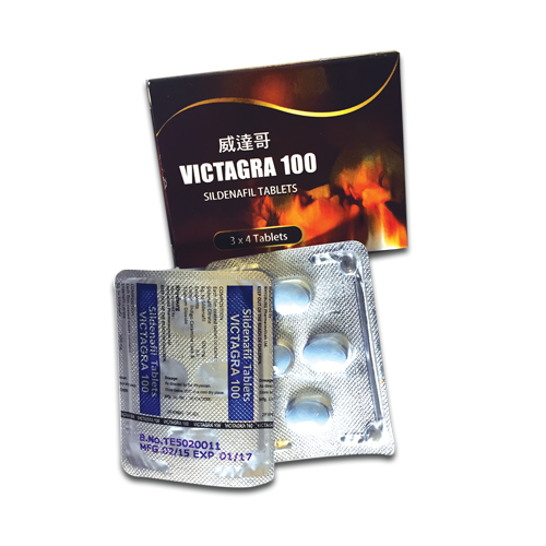 VICTAGRA 100 TABLETS 100MG